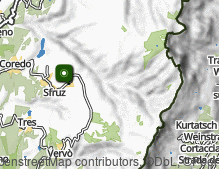 Map: Sfruz