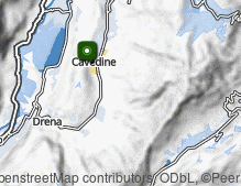 Map: Cavedine