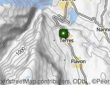 Mappa: Terres