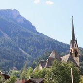 Moena und die Pfarrkirche