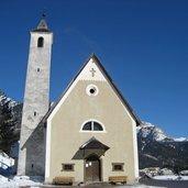 Die Kirche von Fontanazzo