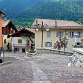 Im Dorfzentrum