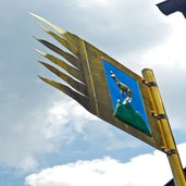 Wappen des Dorfes