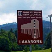 Festung Belvedere Gschwent