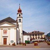 Die Kirche von Chiesa