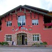 Das Rathaus von Lavarone