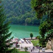 Der Lavarone See