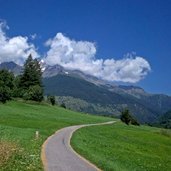 Radweg Val di Sole Tal