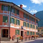 Das Rathaus von Dimaro