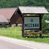 Willkommen in Mezzana