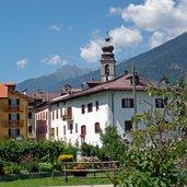 Das Zentrum des Dorfes