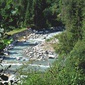 Der Fluss Vermigliana