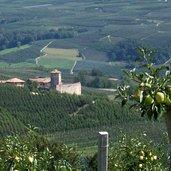 Das Schloss Castel Belasi
