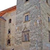 Das Schloss Castello di Livo Aliprandini