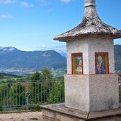 Panoramablick auf das Nonstal