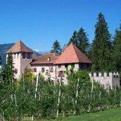 Das Schloss von Malgolo