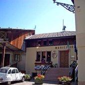 Das Rathaus von Marcena