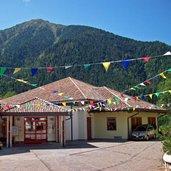 Der Konzertsaal der Gemeinde Rumo