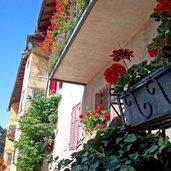 Sommer in Sanzeno im Nonstal