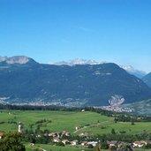 Sarnonico und die Brentadolomiten