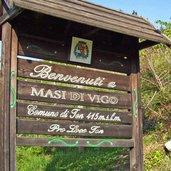 Masi di Vigo liegt