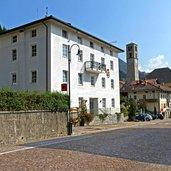 Das Rathaus der Gemeinde