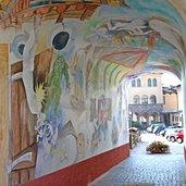 Nicht nur alte Fresken