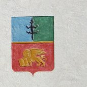 Das Wappen der Gemeinde