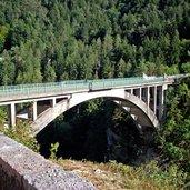 Brücke über den Sarca Fluss