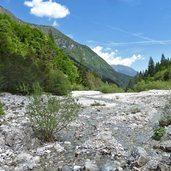 torrente duina in val marcia