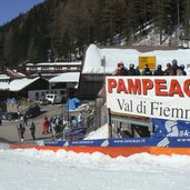 Ski Center Latemar Obereggen Predazzo P