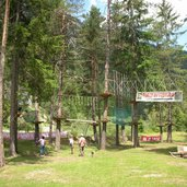 Dolomiti Action Adventure Park Campitello di Fassa