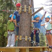 Dolomiti Action Adventure Park bambini