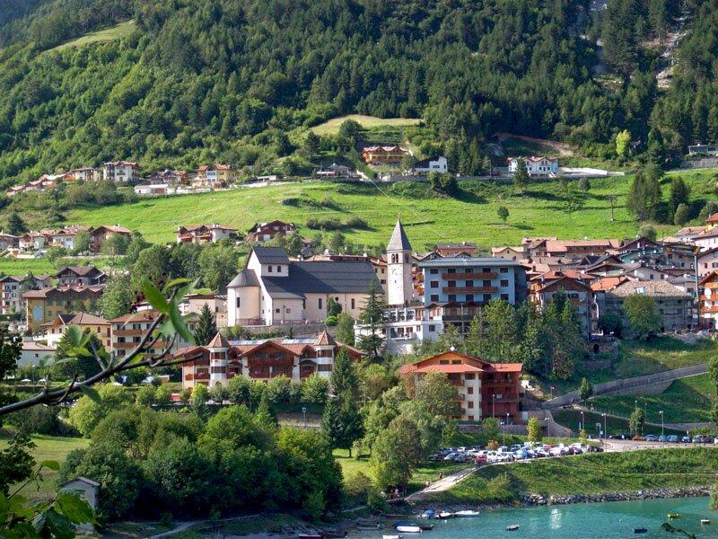 Molveno Trentino Dolomiten Italien