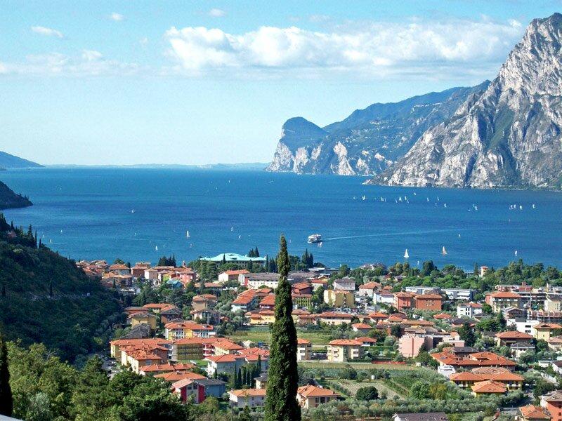 Villa Rosa Torbole Lake Garda
