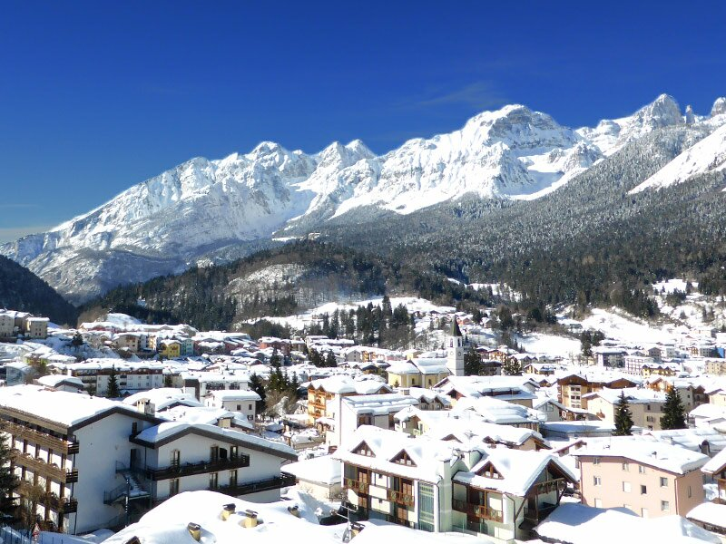 Andalo Trentino Italy