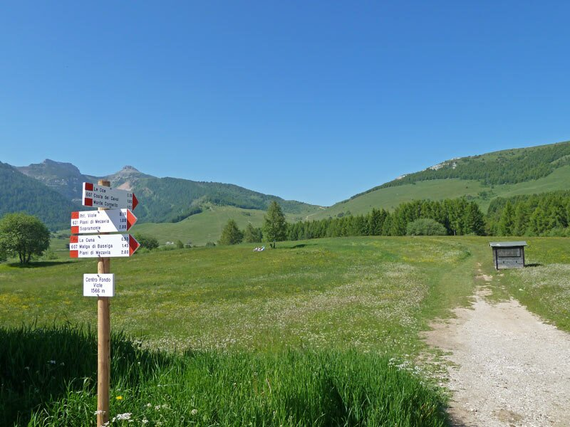 To the peaks of the monte bondone trentino italy for Monti del trentino