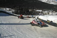 Ice Racing Kart Andalo Inverno