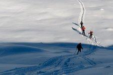 Scialpinismo, Skitour, generico