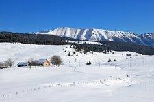 Altopiano di Lavarone/Luserna - Winter