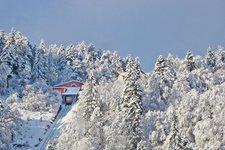 Funicolare della Mendola - Mendelbahn - Winter