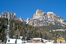 Pozza di Fassa - Vajolet - Winter
