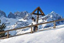 Dolomiti di Brenta Paganella inverno