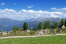 Escursioni estate in montagna Trentino
