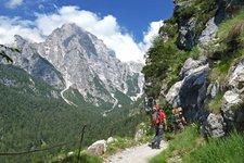 Escursioni in montagna Trentino