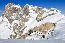 San Martino di Castrozza - Cima Rosetta - Winter