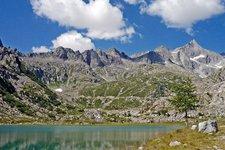 Pinzolo, Lago di Cornisello, Presanella