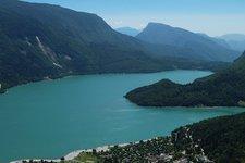 Lago di Molveno Molvenosee