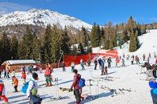 Alpe Lusia - Winter - Ski