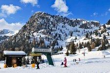 Passo San Pellegrino - Winter